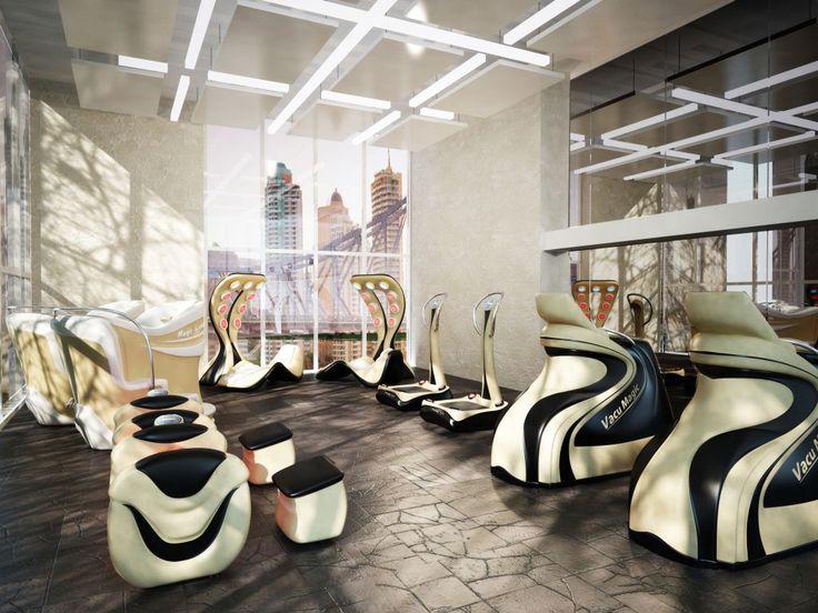 Fitnesswell studio concept