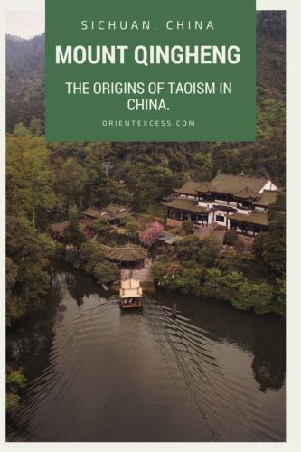 Mount Qingcheng, the birth place of Taoism