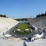 Athens, Greece Original Olympic Stadium