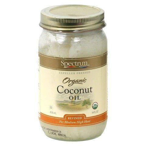Spectrum Organic Coconut Oil 14 oz