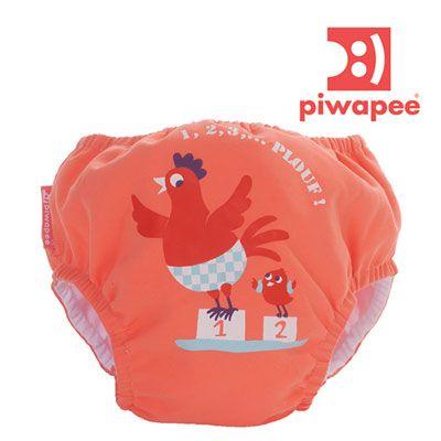 Maillot de bain couche cocotte 11-14 kg Piwapee
