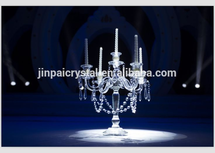 Top Crystal Candelabra For Wedding Home Decor Crystal Candlesticks