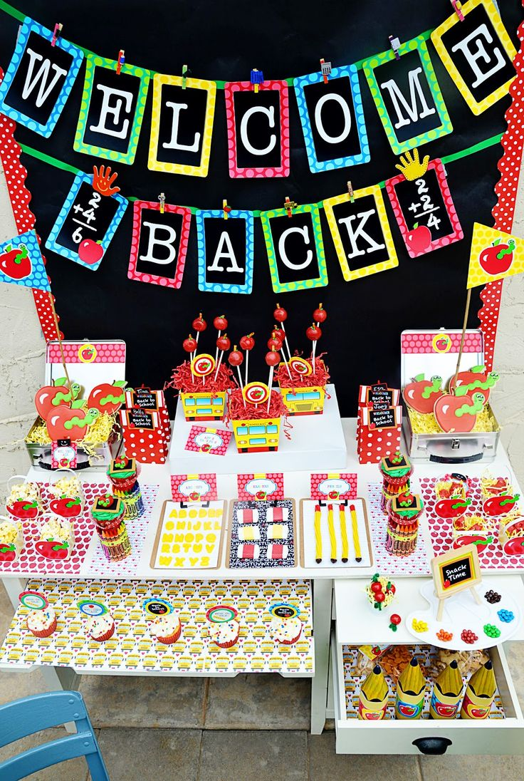 Amanda's Parties TO GO: Back to School Free Printable!