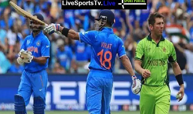India vs Pakistan live Streaming