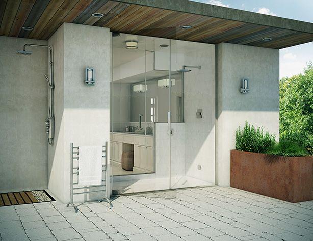 59 best My dream Outdoor Bathrooms Indoor Gardens images on