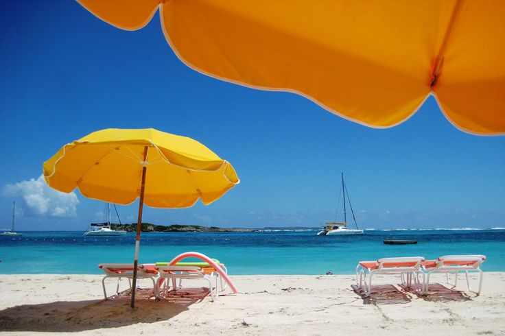 Explore The Beauty Of Caribbean: St Martin. Spent The Day Here, Loved It And