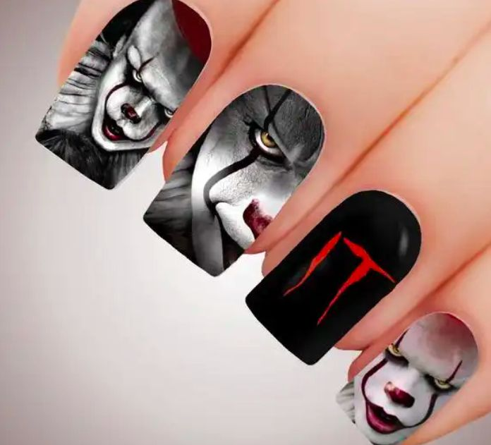 9 Halloween Themed False Nails You Can Buy for Cheap in ...