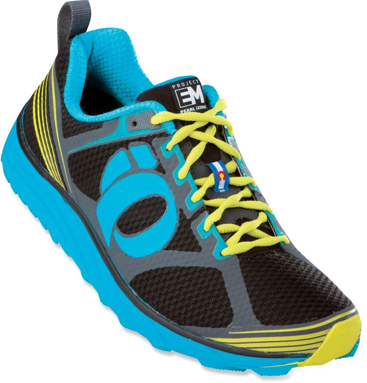 A Little Color for Trail Running Dads — Pearl Izumi EM Trail M2 Trail-Running Shoes