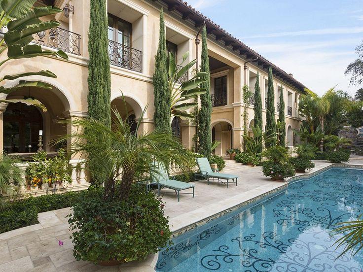 Magnificent Mediterranean Estate | Beverly Hills