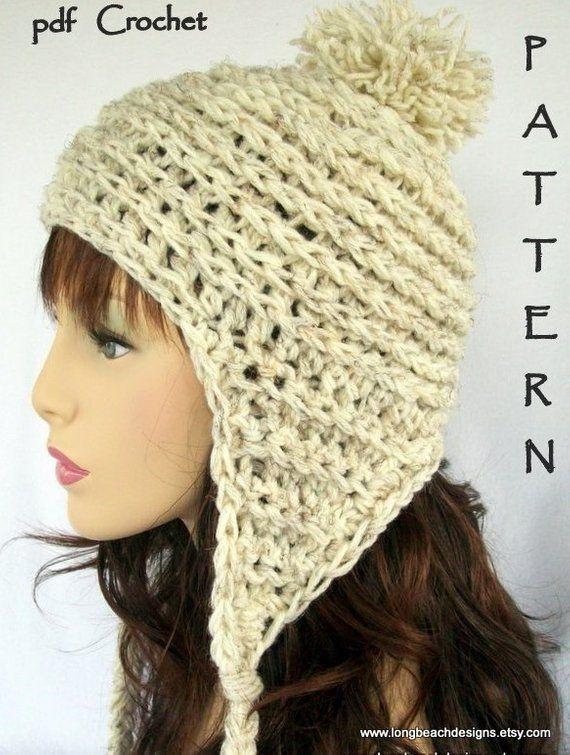 Crochet Hat Pattern ALL SIZES Baby  Toddler  Child  Teen  b8cfb6fdddb1