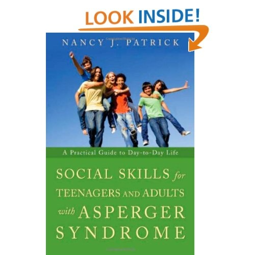 Social skills for young adults with aspergers happiness