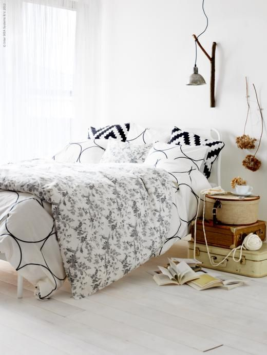 Styling by Tina Hellberg and photo by Nina Broberg for Ikea Livet Hemma.