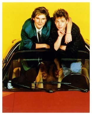 """License to Drive"" (1988) Corey Haim and Corey Feldman"