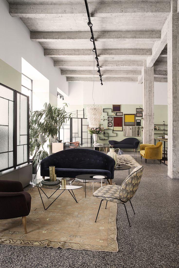 Danish design wohnzimmer  122 best GUBI Store images on Pinterest | Copenhagen, Mirrors and ...