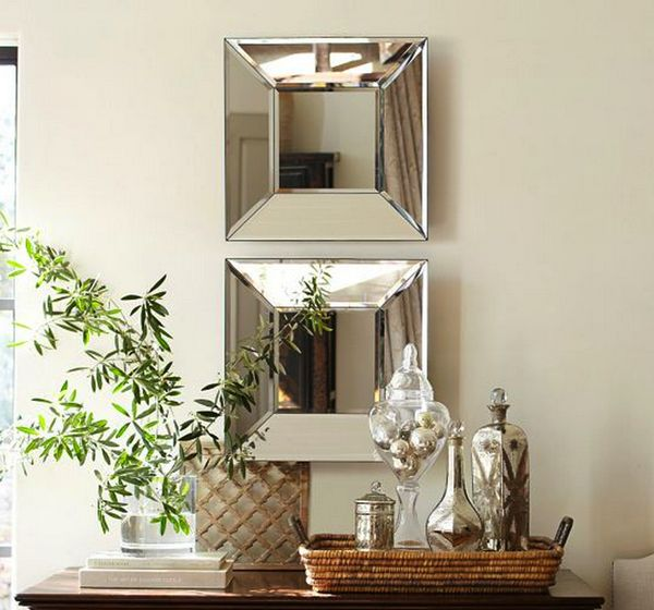 DIY:: Pottery Barn Inpired Mirror