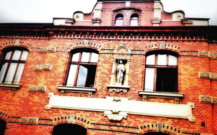 Zabytkowa sala gimnastyczna, Katowice ul. Józefowska 40 #katowice #kamienica #townhouse #poland #silesia #śląsk