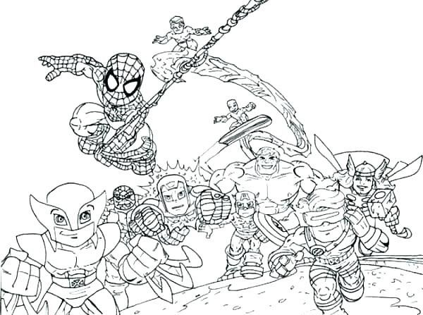 The Best Ideas For Marvel Super Hero Squad Printable Coloring Pages Check More At Http Www Retkng Com Super Coloring Pages Superhero Halloween Coloring Pages