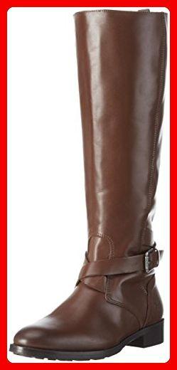 Marc O'Polo Damen Long Boot Langschaft Stiefel, Braun (Brown 765), 40 2/3 EU - Stiefel für frauen (*Partner-Link)