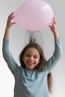 Risultati immagini per balloon experiment static