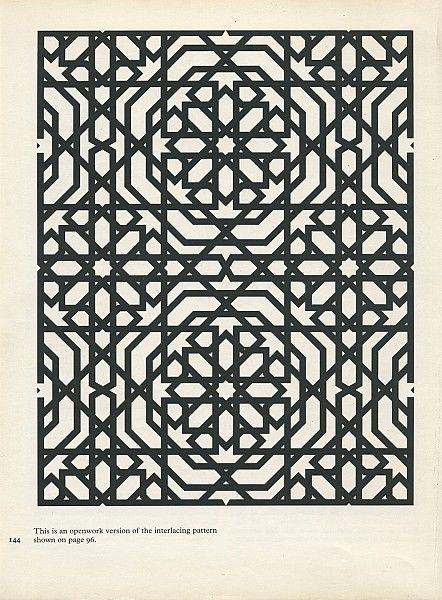 PIA 144 | Pattern in Islamic Art | Pattern in Islamic Art
