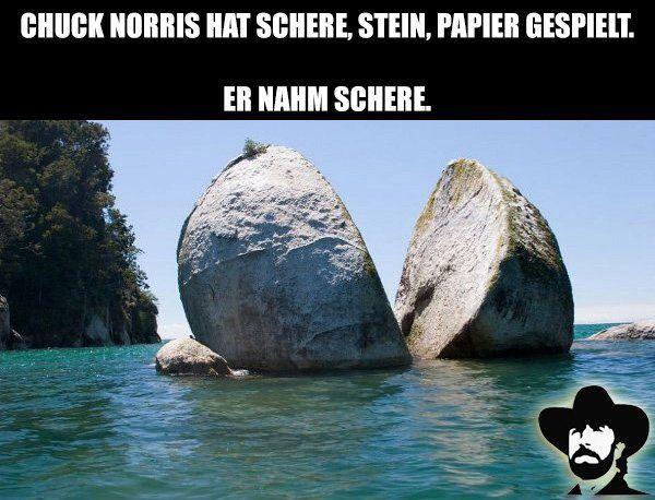 Chuck Norris hat wieder gespielt ... #derneuemann #humor #lustig #spaß