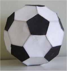 voetbal surprise maken