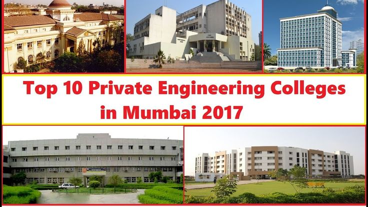 Top 10 Private Engineering Colleges in Mumbai 2017 Mumbai one of the biggest metropolitan cities in India is a hub of many premier educational institutions across the country and attracts brilliant students from various states of India. Like colleges of other streams Engineering Colleges in Mumbai are in abundance too. Lets have a look at the top 10 private engineering colleges in Mumbai. Veermata Jijabai Technological Institute Mumbai Bhartiya Vidya Bhavans Sardar Patel College of…