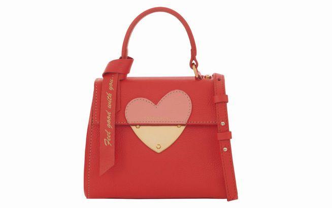 Mini-Bag von Coccinelle, um 230 Euro