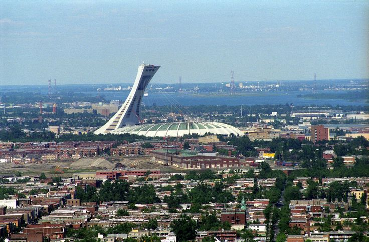 The Olympic Stadium in Montreal, Canada. East Germany beat Poland 3-1 in the Final. It was held at this stadium.