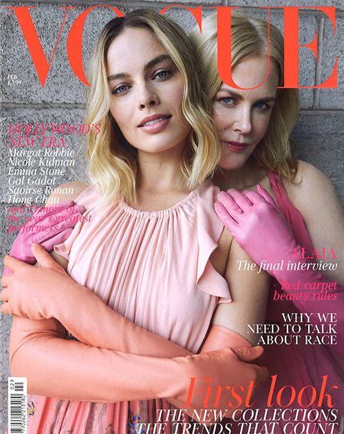 Vogue February 2018