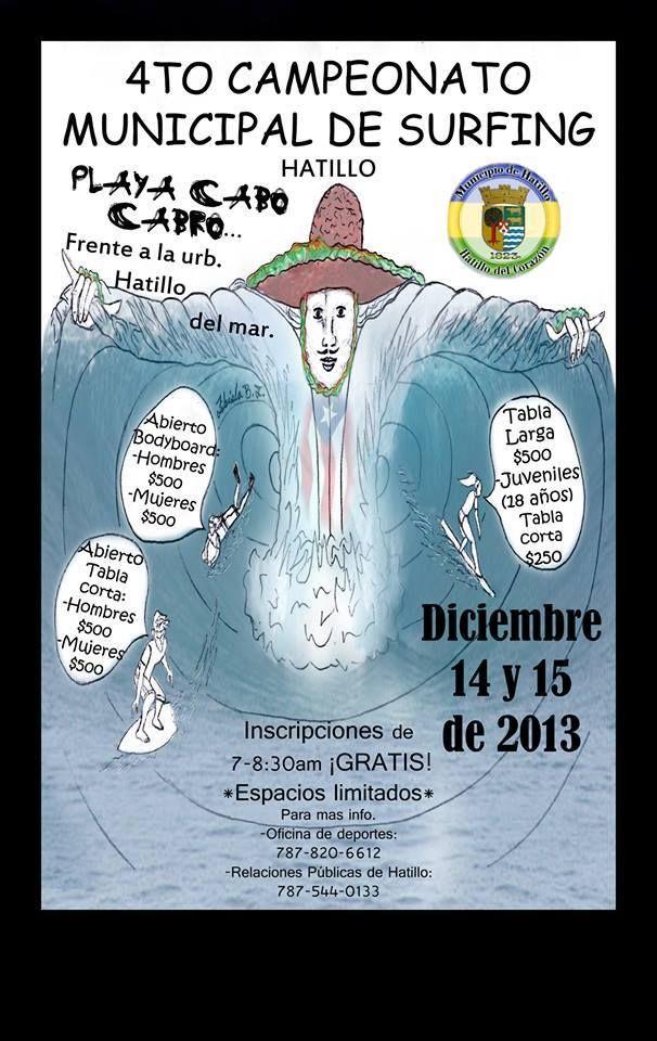 Campeonato Mundial de Surfing 2014 @ Playa Cabo Cabro, Hatillo #sondeaquipr #surfing #playacabocabro #hatillo