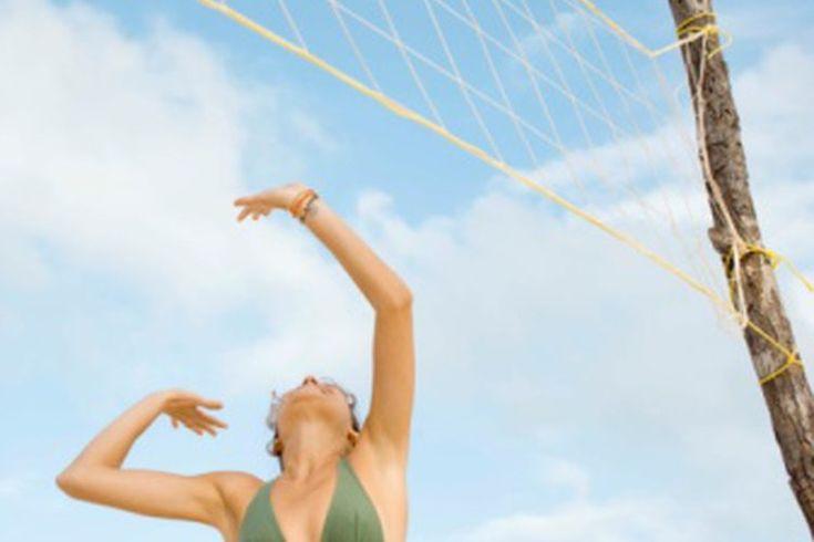 ¿Qué vendaje neuromuscular es usado por los jugadores de voleibol playero?. Durante los Juegos Olímpicos de Verano del 2008 en Beijing, China, el jugador de voleibol Kerri Walsh lucíó una venda negra en su hombro. Conocida como venda neuromuscular, los fisioterapeutas la utilizan como un método ...