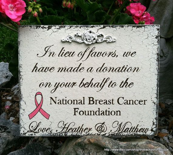 legitimate breast cancer organizations
