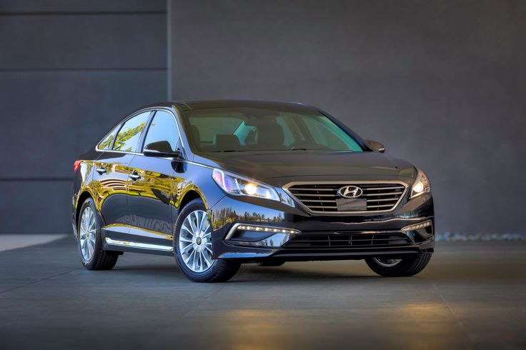 2015 Hyundai Sonata Limited (Ultimate Package  Shown)