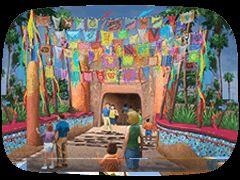 Falcon's Fury - Rising Spring 2014 | Busch Gardens Tampa
