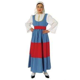Παραδοσιακή στολή Μανιάτισσα Looklike.gr