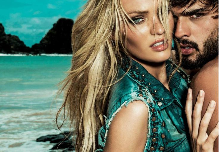 Candice Swanepoel is Smokin Hot in Osmoze Jeans Spring 2015 Campaign