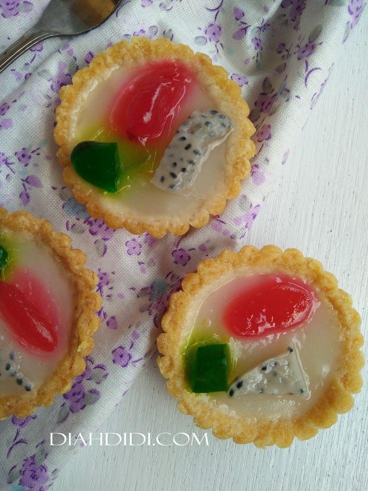 Diah Didi's Kitchen: Pie Buah Kolang Kaling