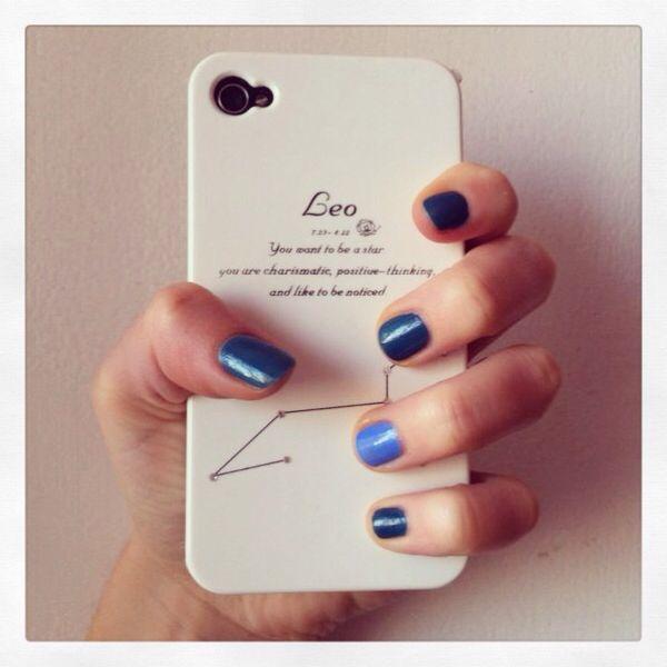 #Instagram Cover iPhone del mio segno zodiacale: Leone. Molto elegante.