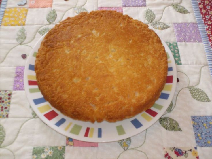 Southern Hoe Cake. A Hoe cake is basically a big biscuit. It can be fried or baked. This is the baked version my grandma always made when she cooked country fried steak & brown gravy.  I have also had it for breakfast with sausage gravy or jam.