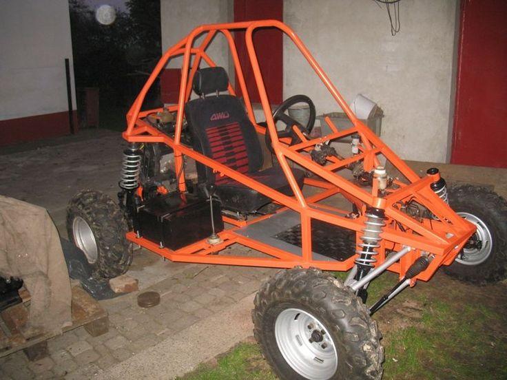 Kart Cross Aranha Go Cart Go Kart Cart Atv