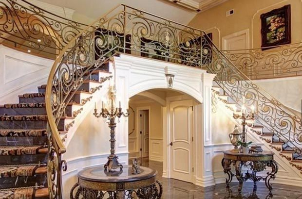 Teresa Guidice of Real Housewives of New Jersey's House, 6 Indian Lane Towaco New Jersey - page: 1 #mansionhomes #dreamhome #mansion