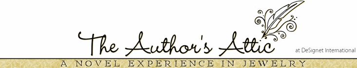 The Author's Attic - A Novel Approach to Jewelry