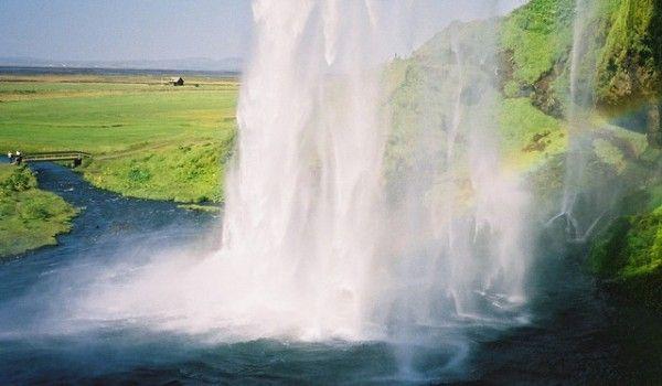 Klimatabelle Island