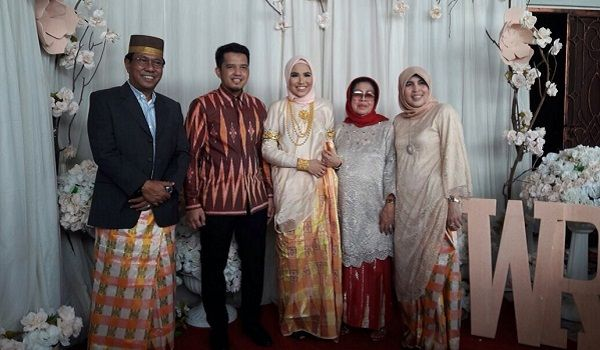 Putri Bupati Pinrang Dipersunting Ahli Bedah, Lamaran Digelar di Makassar