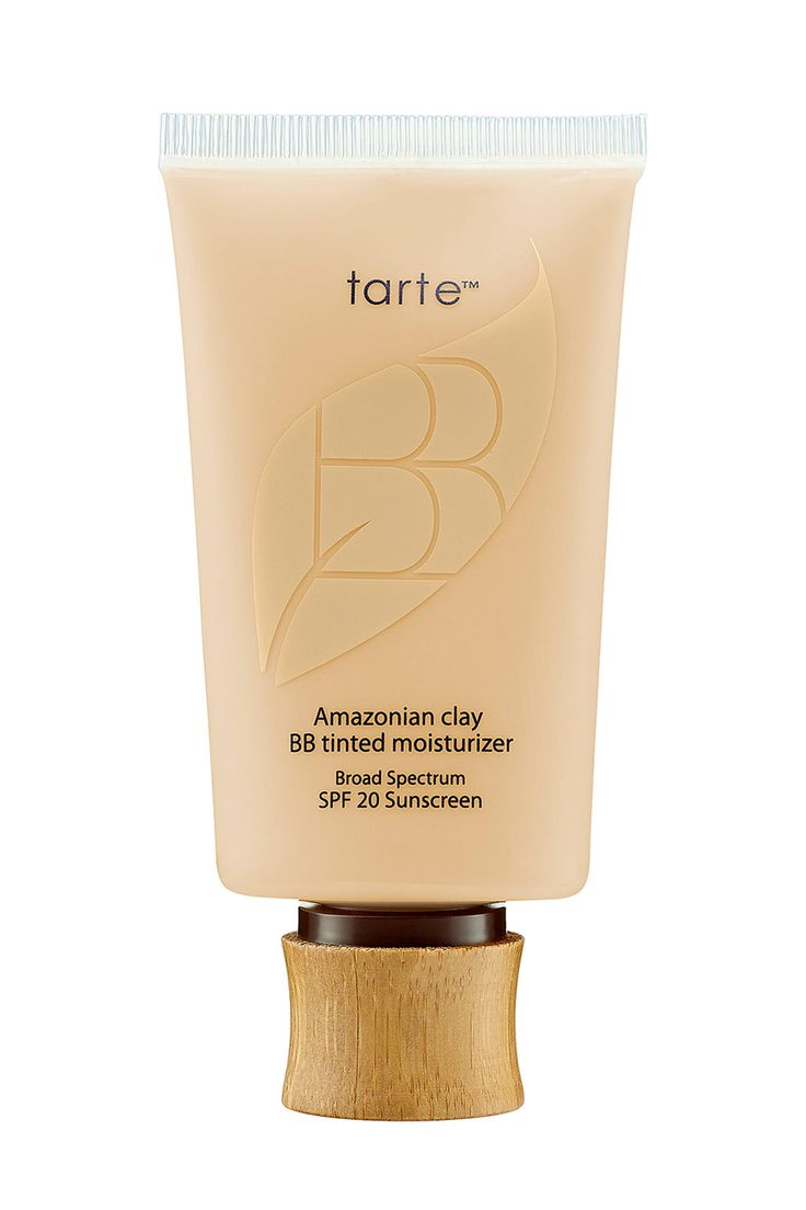 For Oily Skin. This multitasking formula is perfect for building up coverage on days where the sheer look is not enough.  Tarte Amazonian Clay BB Tinted Moisturizer SPF 20, $36; sephora.com