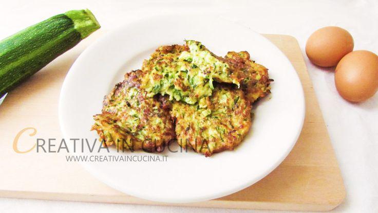 Crocchette di zucchine, dal sapore delicato a travolgente, ATTENZIONE una tira l'altra! Preparatele!