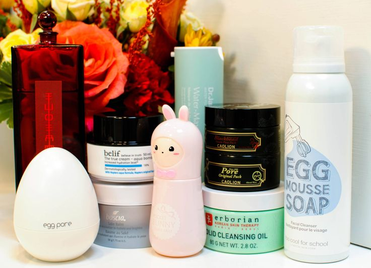 Korean skin care regimens are best known for giving dewy, glowing, radiant, soft, even skin.  Who doesn't want that?  This intriguing skin care regimen has captured the attention of American women.  And rightfully so! As a skin care lover and always looking to improve my skin, I dove in head first into the world of K-Beauty skin care!  They have steps and products we have never heard of.  They are most known for their extensive 10 step skin care regimen. The Regimen:  Korean skin care…