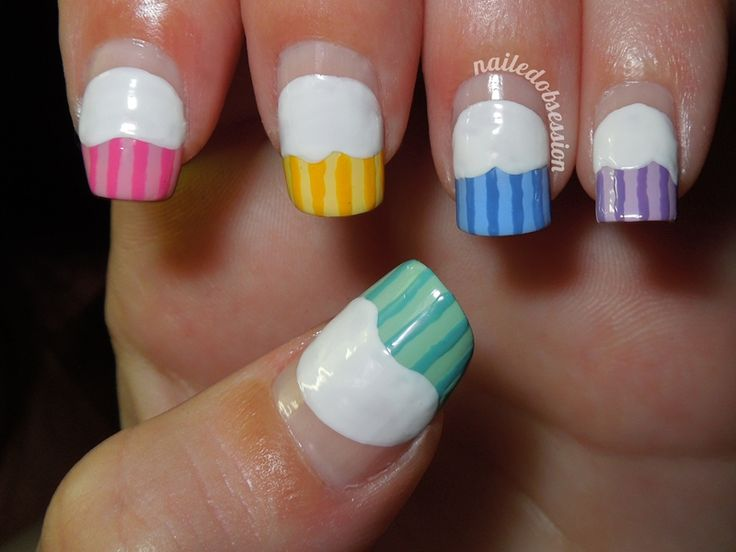 95 best Art n Design Nails images on Pinterest | Nail art designs ...