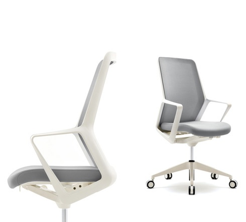 OFS's number one selling series FLEXXY is now offered as a SWIVEL chair. Take a look!